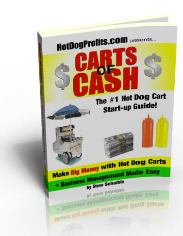 hot dog stand business plans