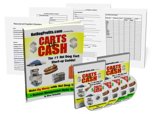 Carts of Cash Full Set